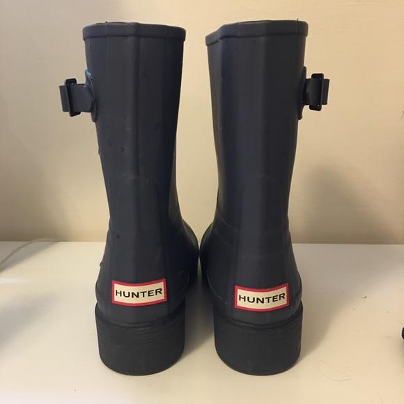 Hunter Shoes - Women s Original Tour short rain boots 0db953ed5